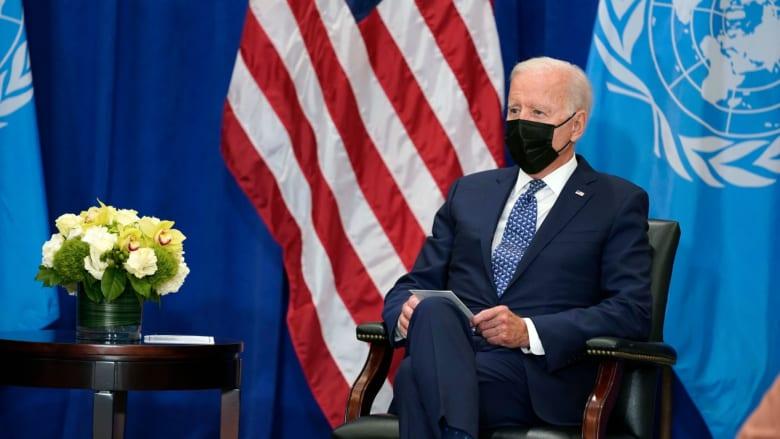 الظهور الأول لبايدن وجونسون في الجمعية العامة للأمم المتحدة.. أبرز أحداث الدورة 76