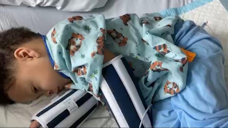 """طفل يعاني من """"مرض قاتل"""" بعد إصابته بكورونا.. انتبه لهذه الأعراض"""