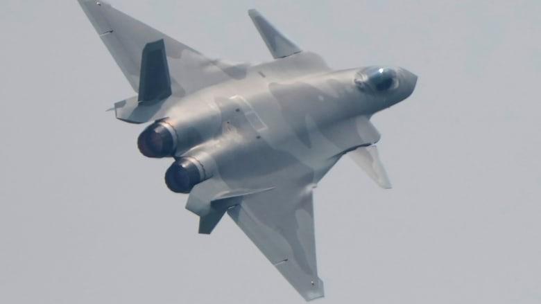 بمحركات محلية الصنع.. الصين تعرض طائرات مقاتلة مطورة في المعرض الجوي