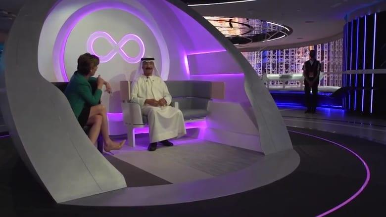 """رئيس موانئ دبي العالمية يتحدث لـCNN عن """"فيرجن هايبرلوب"""" ومستقبل الشحن العالمي"""