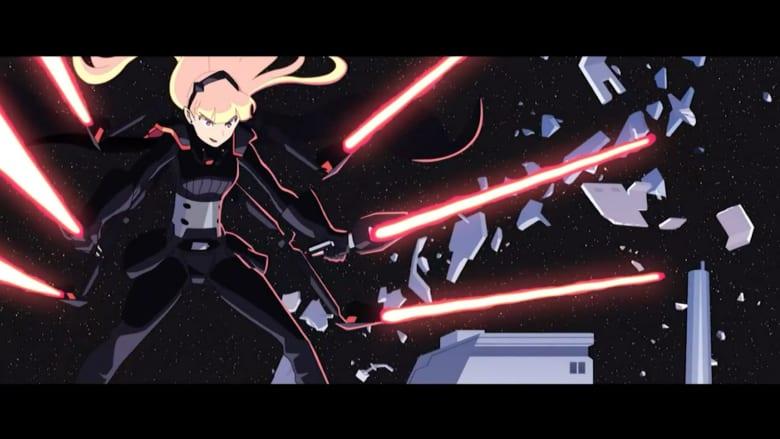 """سلسلة """"حرب النجوم"""" تحصل على نسخة """"أنمي"""" على أسلوب اليابانيين"""