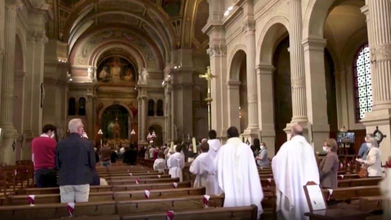 فضائح جنسية في كنيسة كاثوليكية بفرنسا.. والبابا: لحظة خزي وعار