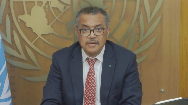 رئيس منظمة الصحة العالمية: الجرعات المعززة من اللقاح غير أخلاقية وغير عادلة لأفريقيا