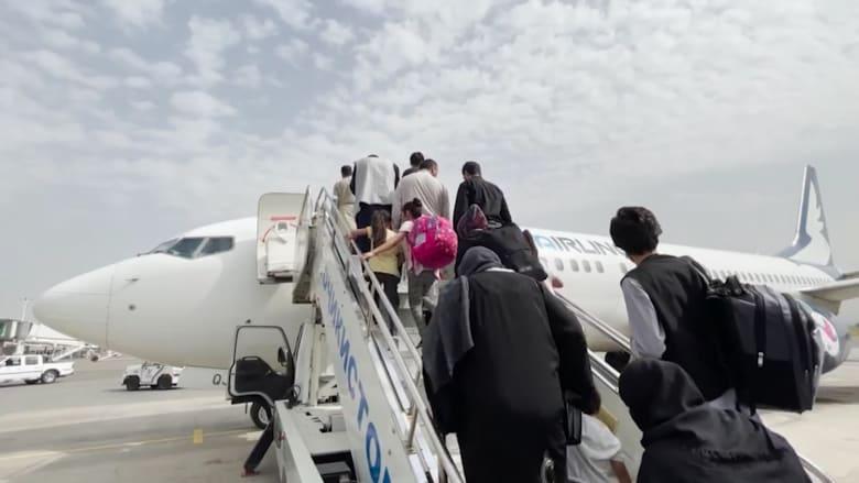 رحلة خارج أفغانستان.. منظمة إسرائيلية غير حكومية مدت يد المساعدة