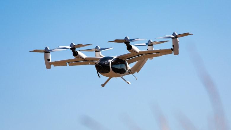 بسرعة تصل إلى 320 كيلومتر في الساعة.. هذه المروحية الكهربائية قد تكون مستقبل النقل
