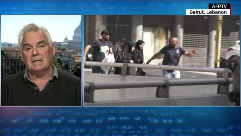 بيروت تشهد أسوأ أعمال عنف منذ سنوات.. ومراسل CNN: المشاهد مشابهة للحرب الأهلية في 1975