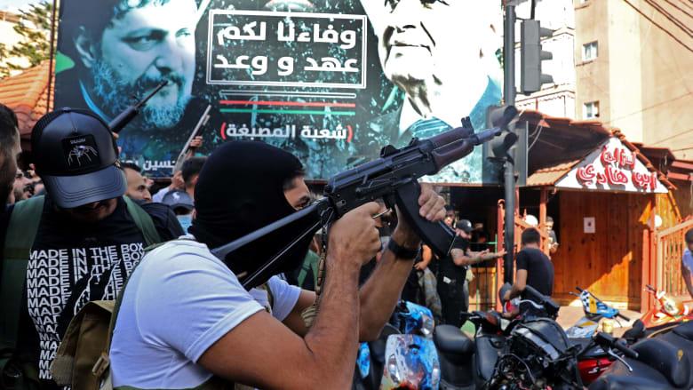 """حسن نصرالله يتهم حزب """"القوات اللبنانية"""" وسمير جعجع بالتحريض وإثارة قلق المسيحيين"""