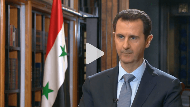 الأسد: يجب الضغط على دول تصدير الإرهاب إلى سوريا