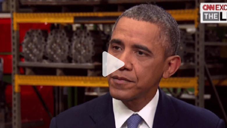 أوباما لـ CNN: أولمبياد سوتشي آمن