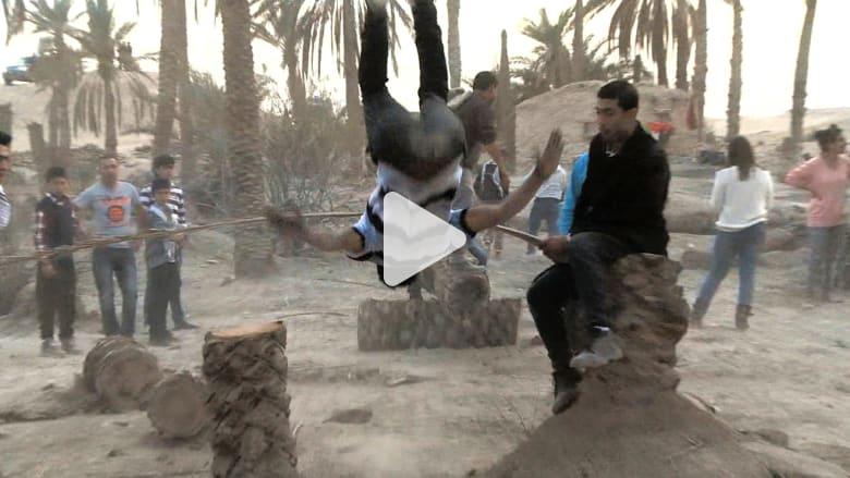تظاهرة سلمية لاثبات فلسطينية وادي الأردن