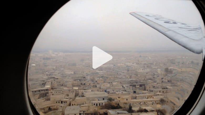 CNN فوق وداخل حلب