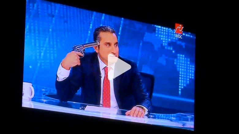 """باسم يوسف من جديد.. هنا برنامج """"البرنامج"""""""