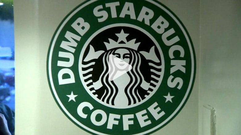 """إغلاق مقهى """"ستاربكس التافه"""" بعد انكشاف لغزه"""