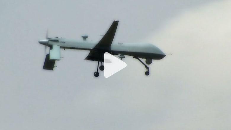 بالفيديو.. واشنطن تدرس استخدام طائرة دون طيار للقضاء على إرهابي أمريكي