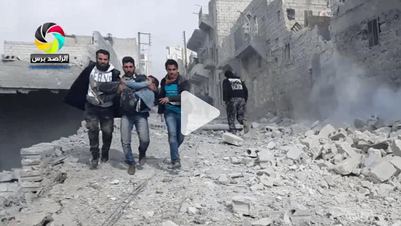 حلب.. البراميل المتفجرة تنشر الرعب فوق رؤوس المدنيين