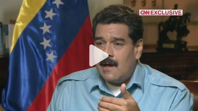 مادورو يسأل أمانبور: ماذا لو وجدتم مخططا لثورة في أمريكا؟