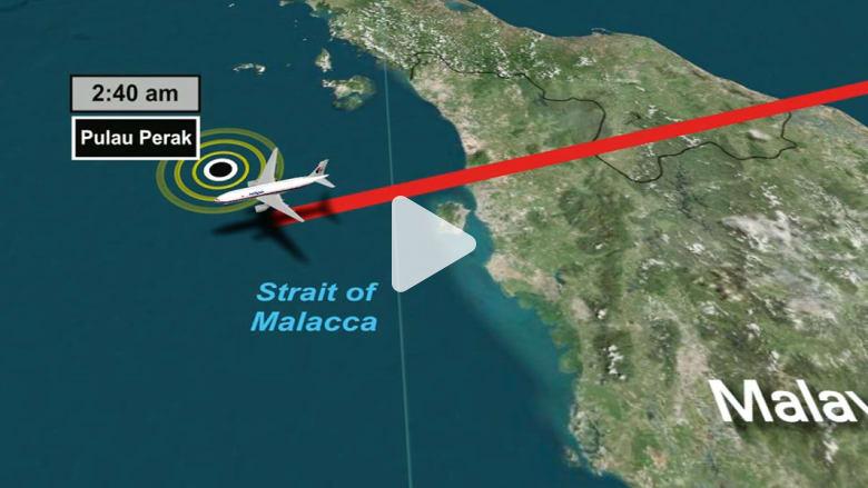 هل تم حقا اختطاف الطائرة الماليزية؟