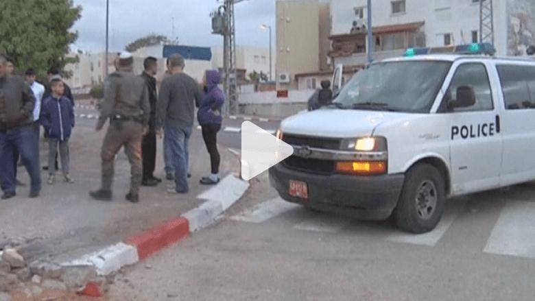 سقوط 20 قذيفة صاروخية على بلدات إسرائيلية