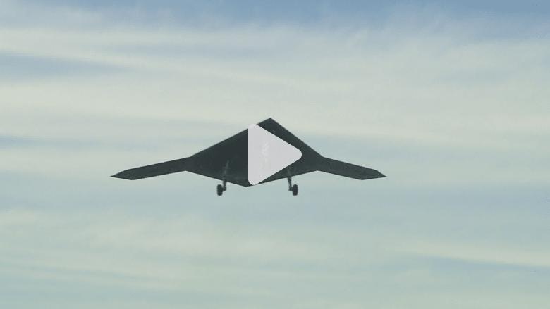 طائرة  x-47B.. سلاح أمريكا الخفي