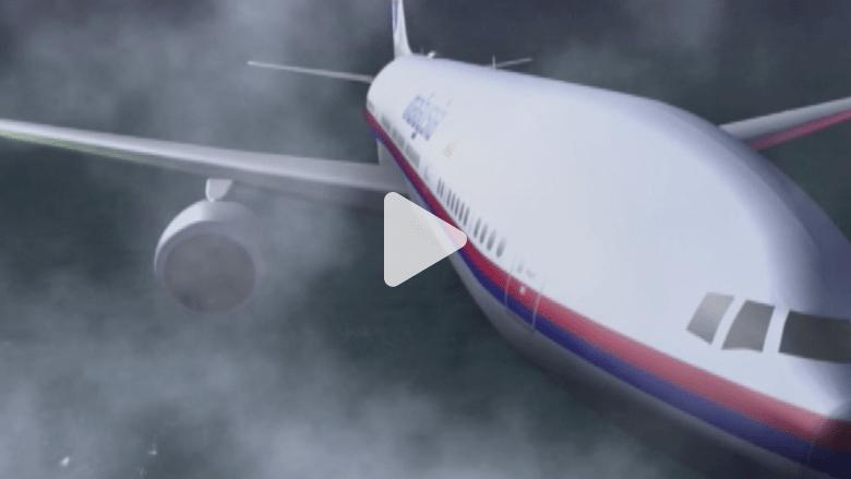 الطائرة الماليزية منذ الاقلاع حتى الاختفاء