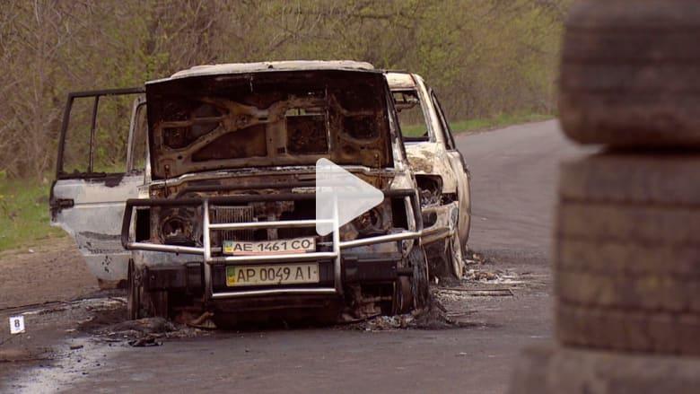 هجوم سلوفيانسك يؤجج الأزمة مع روسيا