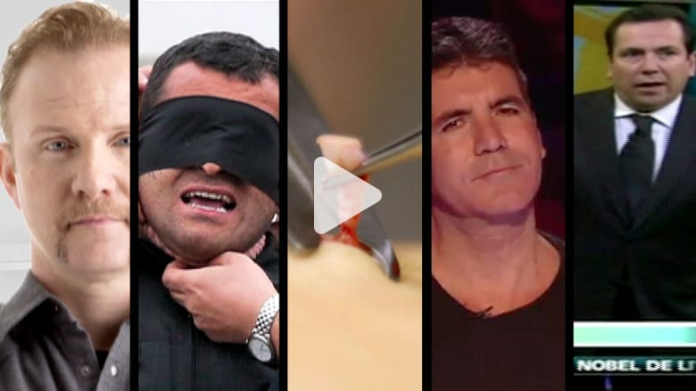 دقيقة من الفيديوهات الأكثر مشاهدة هذا الأسبوع