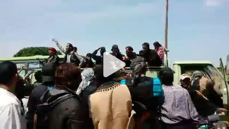 معارضون سوريون يبدأون بإخلاء آخر معاقلهم بحمص القديمة