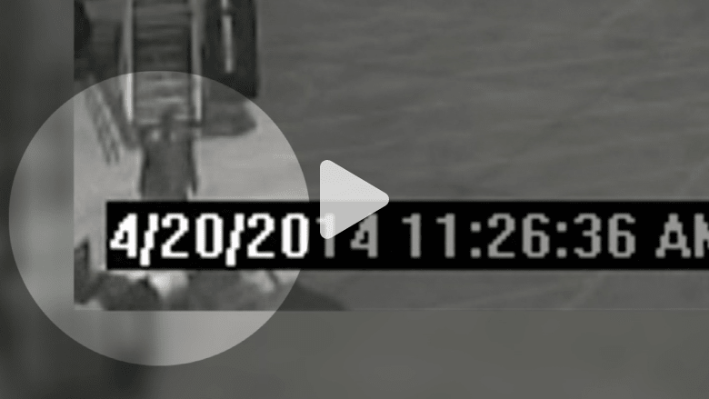 """فيديو جديد يظهر خروج """" متسلل الطائرة """" من حجرة العجلات"""