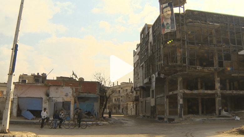 اتفاق حمص ومعادلة الربح والخسارة بين ركام المنازل
