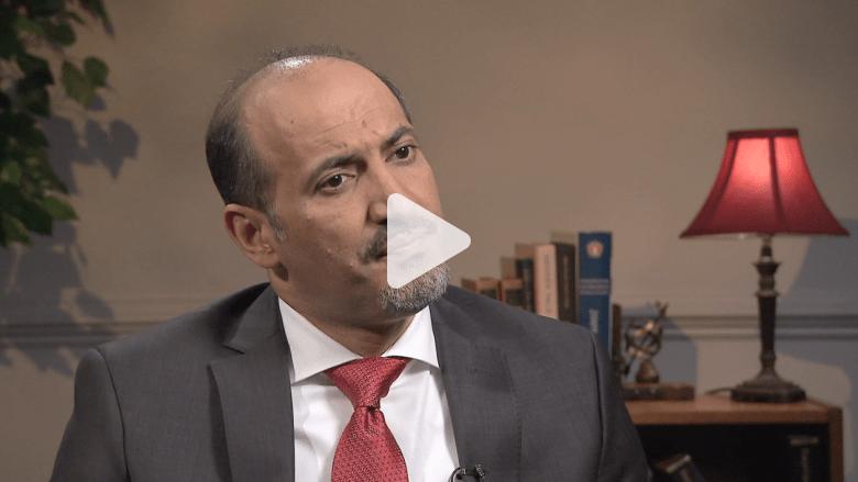 الجربا لـ CNN: الأسد لم يكن ليتجرأ لولا تهاون المجتمع الدولي