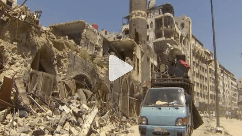 ماذا وجد العائدون إلى حمص ؟