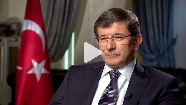 أوغلو لـCNN: قلب أردوغان يعتصر ألما بسبب كارثة المنجم