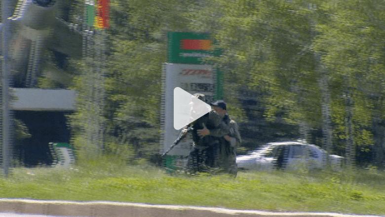 أوكرانيا: معارك ضارية بين الجيش والانفصاليين بمطار دونيتسك