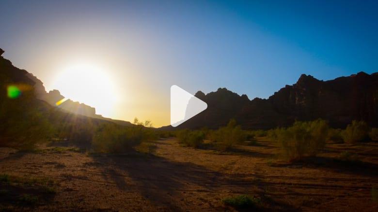 وادي رم تحفة صخرية في الطبيعة بأعين حراس الصحراء