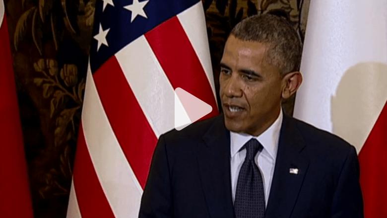 أوباما مدافعا عن الصفقة مع طالبان: لا نترك جنودنا خلفنا