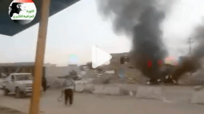 فيديو لآثار عمليات داعش بالموصل