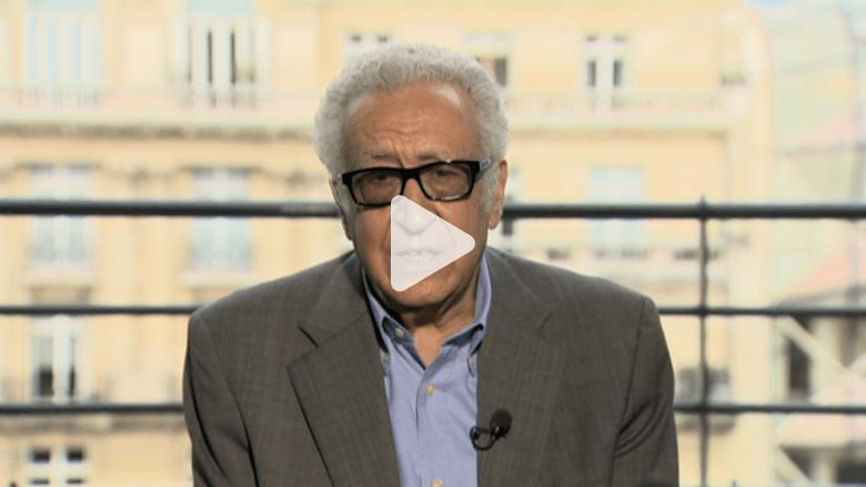 حصريا.. الإبراهيمي: سوريا كالجرح الملتهب وهذا سبب استقالتي