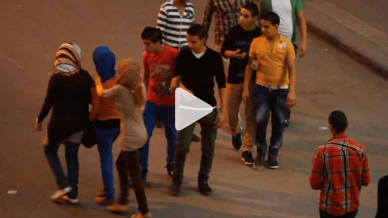 """""""وباء التحرش الجنسي"""" يشعل الغضب بشوارع مصر"""