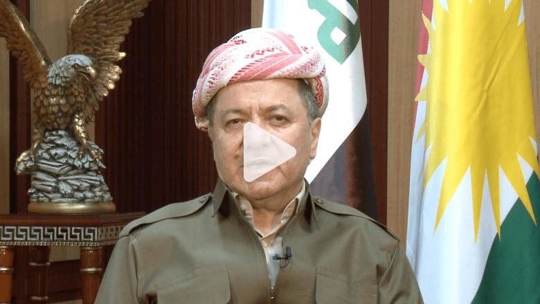 برزاني: المالكي لم يطلب منا المساعدة في مقاتلة داعش وسندافع عن كردستان ضد أي معتدي