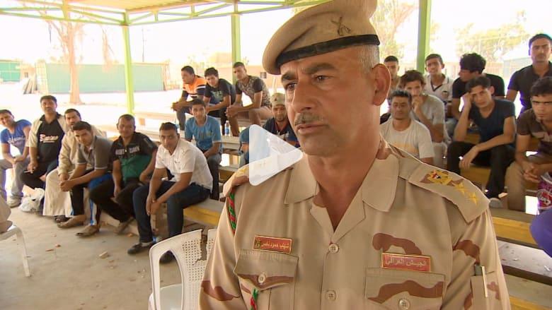 كيف يتدرب آلاف المتطوعين في العراق