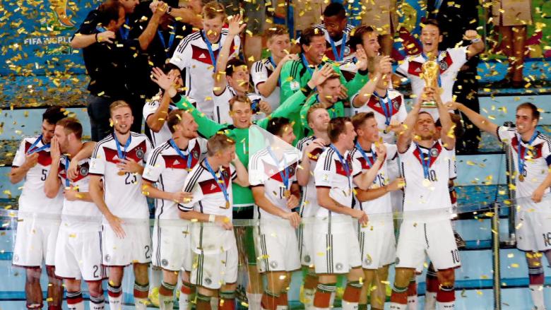 35000000 تغريدة عن مباراة اكتساح ألمانيا للبرازيل