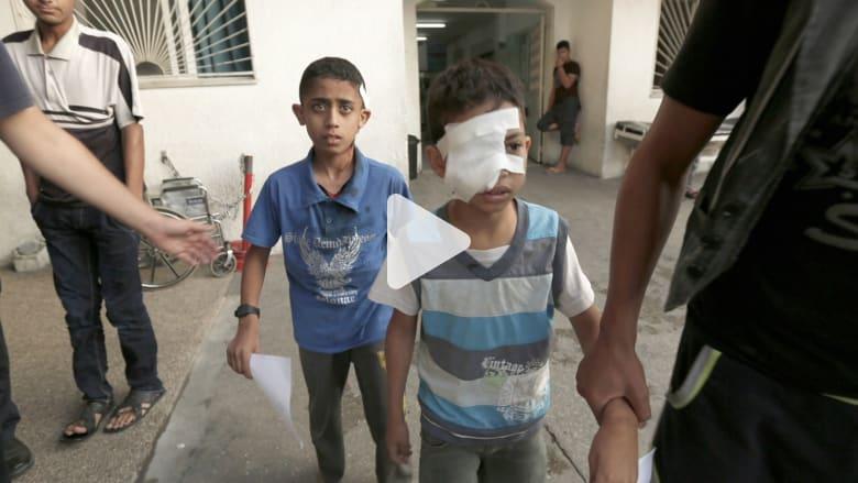أزمة إنسانية جديدة تصيب غزة وأطفالها