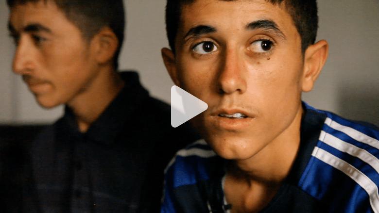 هذه هي وجوه الذين نجوا من داعش في كوجو