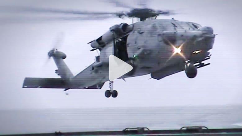 """بالفيديو.. عملية أمريكية """"جريئة لم تؤت ثمارها"""" لإنقاذ فولي من قبضة داعش بسوريا"""