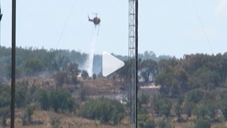 بالفيديو.. مصرع شخص بتحطم طائرته في تكساس والبحث جار عن الحطام