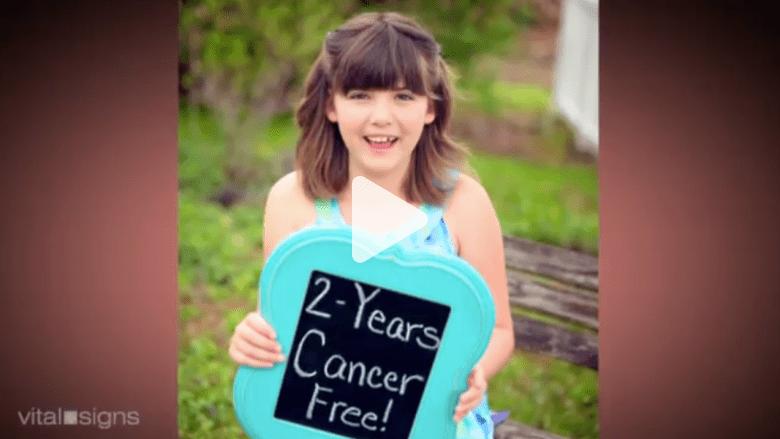 قصة شفاء طفلة من سرطان الدم بعد سنوات من الصراع