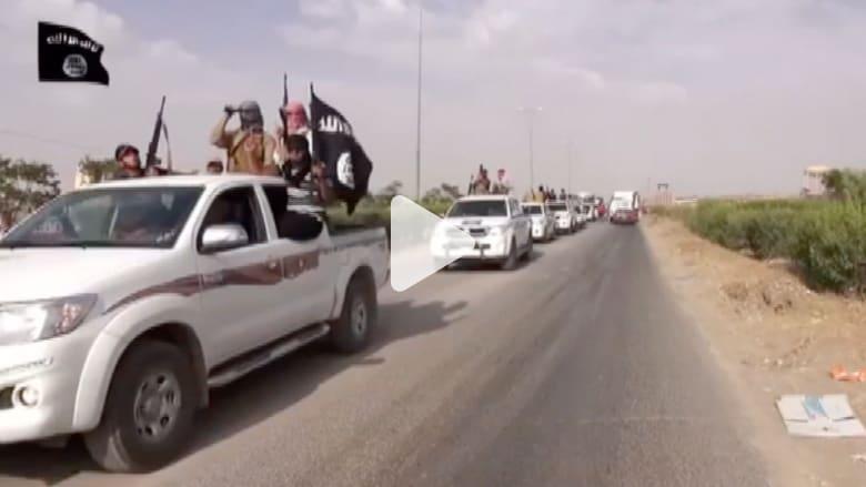 """كيف يعيش سكان الموصل في ظل """"دولة الخلافة""""؟"""
