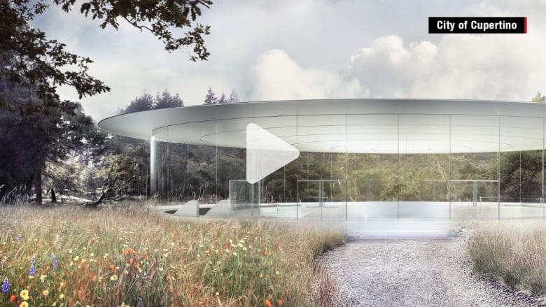 مبنى شركة أبل الجديد.. أجمل وأفضل مكان للعمل في العالم