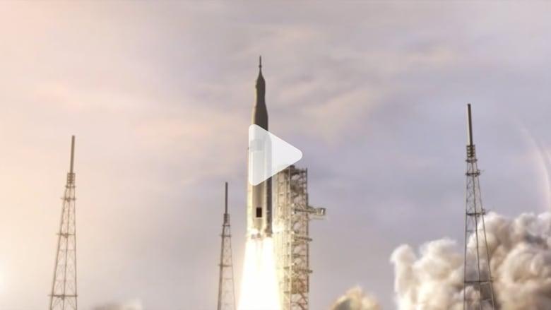 بالفيديو.. هذه هي أكبر مركبة فضائية عرفها التاريخ