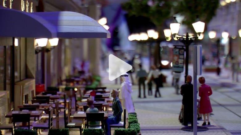 """بالفيديو.. """"مول العالم"""" في دبي الأكبر على كوكب الأرض..كيف سيبهر الكون؟"""